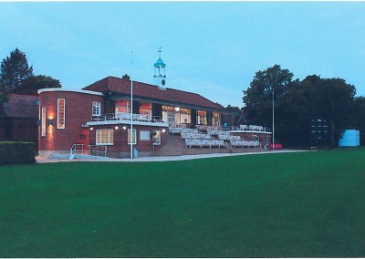 Bedford School – Refurbishment Of Cricket Pavilion