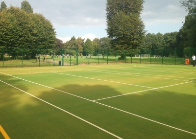 Aldwickbury – Tennis Courts