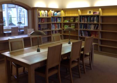 Denstone College – Library